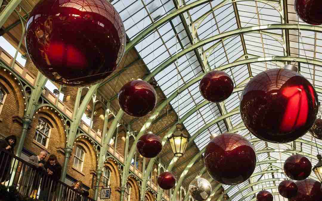 Things to do in London over the Christmas period
